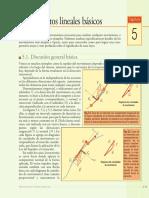 05 - Cap. 5 - Movimientos Lineales Básicos