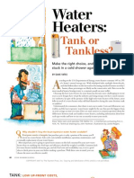 Wate Heaters Tank or Tankless[2]