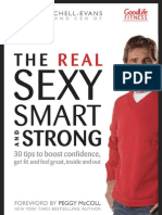 20126670 the Real Sexy Smart and Strong 30 Tips to Boost Confidence Get Fit and Feel Great Inside and Out