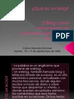Blogs en La Educacion
