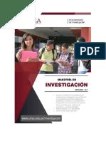 Bases de Maestrias en Investigacion