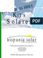 Kits Hispania Solar