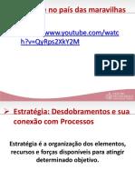 Aula 3 - Estratégia e Processos