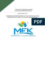 MFK Preguntanan Pa Komishon Sentral riba Presupuesto 2018