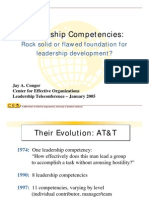 Leadership Competencies PDF