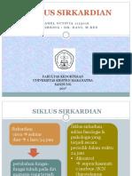 Referat Siklus Sirkardian - Rahel