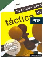 48240501 Mi Primer Libro de Tactica Jordi de La Riva