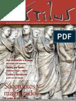 Revista Stilus nº3. Sacerdotes y magistrados
