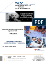 PPT3- DINÁMICA-2017-II-UCV