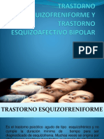 PRESENTACION TRASTORNO