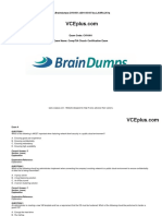 Braindumps.CV0-001