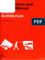 Mobile Architecture Constr Design Manual