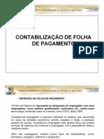 CRC ContabilizacaoFolhaPagamento