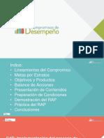 Lineamientos del Compromiso + Presentación de Contenidos UPP Rev.02