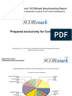 Scor Sample Report