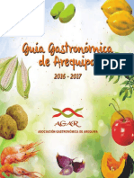 Guia Gastronomica 2016