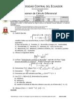 Diferencial Examen P2