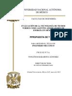 2011 T BARAHONA S. EVALUACIÓN DE LA TECNOLOGÍA DE TECHOS.pdf