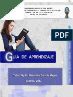 Guia de Aprendizaje