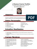 Emilio Curriculum 2017