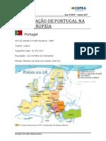 Ficha Informativa_1 - A Integração de Portugal Na União Europeia