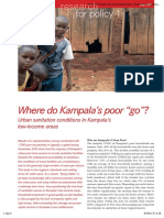 Policy Brief Kampala Sanitation 1 2011