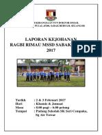 Laporan Kejohanan Ragbi MSSD SABAK BERNAM 2017