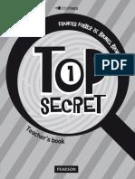 Top Secret 1 Teachers Book