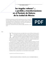Robos en Panteón de Dolores en CDMX