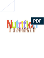 student teaching- nutrition unit plan