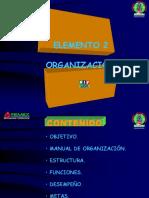 02. Organización SIASPA