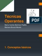 Técnicas Operantes.pptx