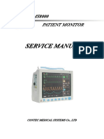 Monitor - Contec CMS8000 Service Manual v1.0