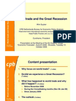 World Trade and the Great Recession