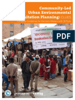 Community Led Urban Enviromental Sanitation Planning UN 2011