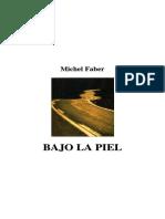 Bajo la piel - Faber Michel.pdf