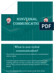Nonverbal Communication Ppt