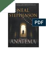 Anatema - Stephenson Neal