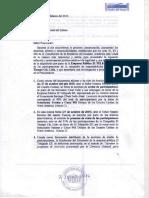 Denuncia a la Procuraduria sobre contrato entre El Telegrafo y El Tiempo
