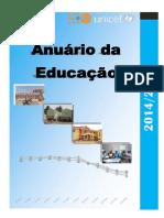 Anuario Educacao 2014-2015
