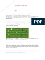 La Capacidad Coordinativa en El Futbol Base
