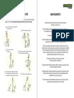 Manual Teclecadena