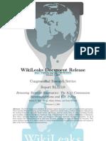 Removing Terrorist Sanctuaries - The 911 Commission Report