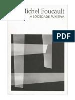 A Sociedade Punitiva - Michel Foucault (1972-1973).
