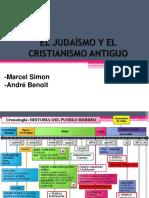 El Judaísmo y El Cristianismo Antiguo