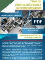 Clase 04-Uancv-componentes Eléctricos y Electroneumaticos