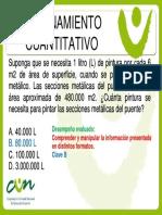 1comprender y Manipular La Informacin Presentada en Distintos Formatos
