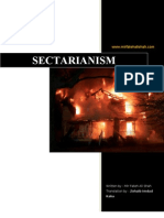 Sectarianism