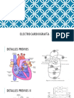 Electrocardiografía, Marcapasos, Electroencefalograma