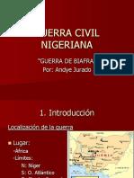 Guerra de Nigeria